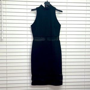 NWT Glamorous women's dress size M black